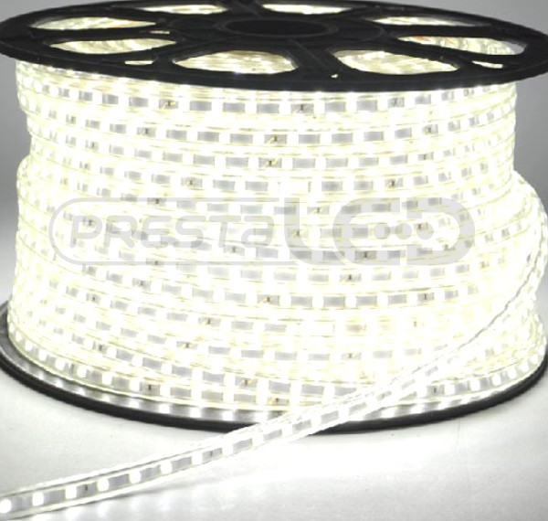 de 1 a 10 metres ruban led 220v etanche ip67 blanc froid